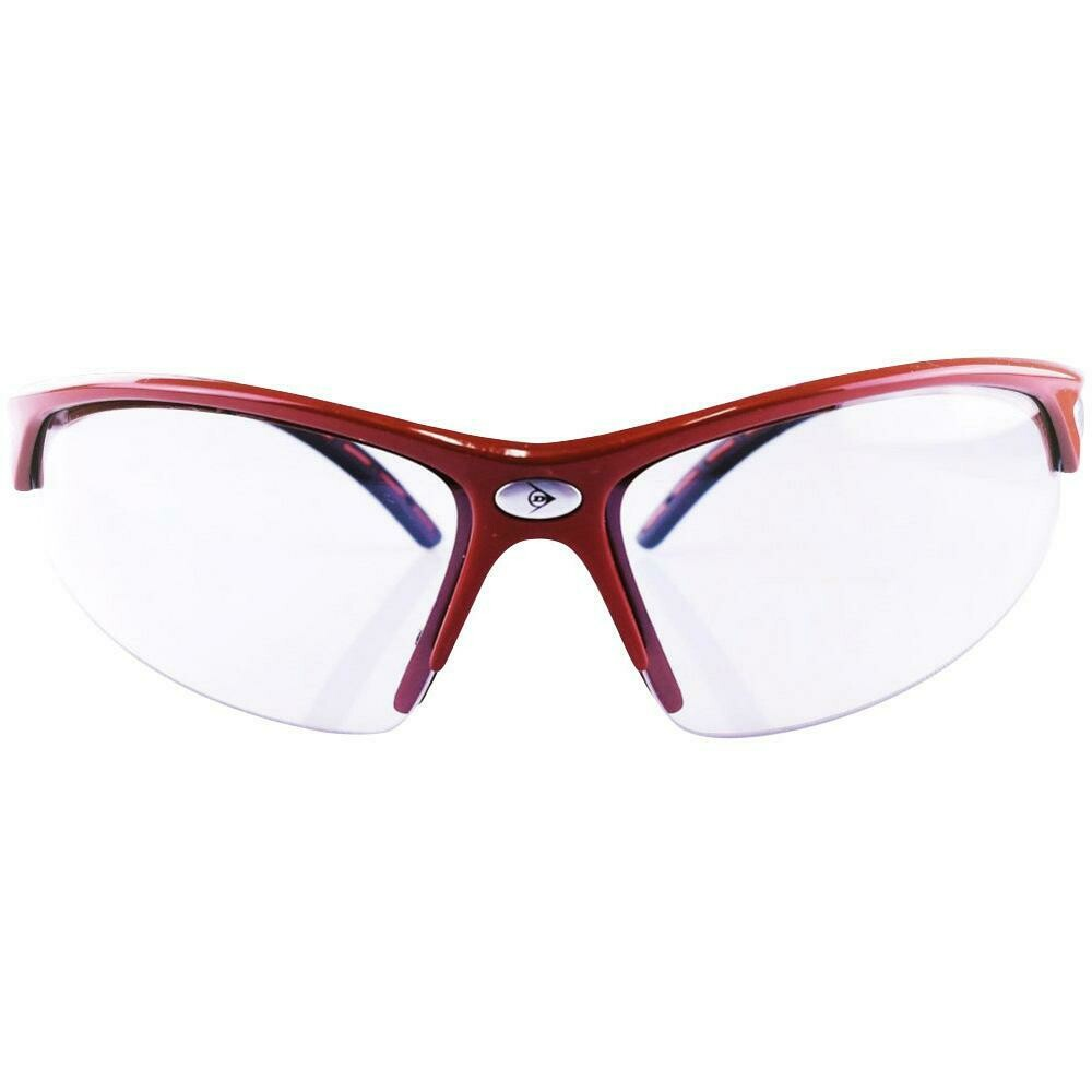 Dunlop i-Armor Squash Goggles - Red