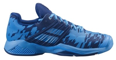 Babolat Propulse Fury All Court Tennis Shoes - Drive Blue
