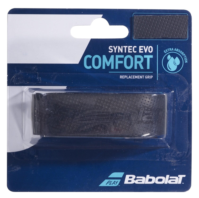 Babolat Syntec Evo Comfort Replacement Grip - Black