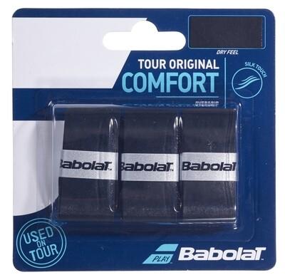 Babolat Tour Original Comfort Overgrips - Black