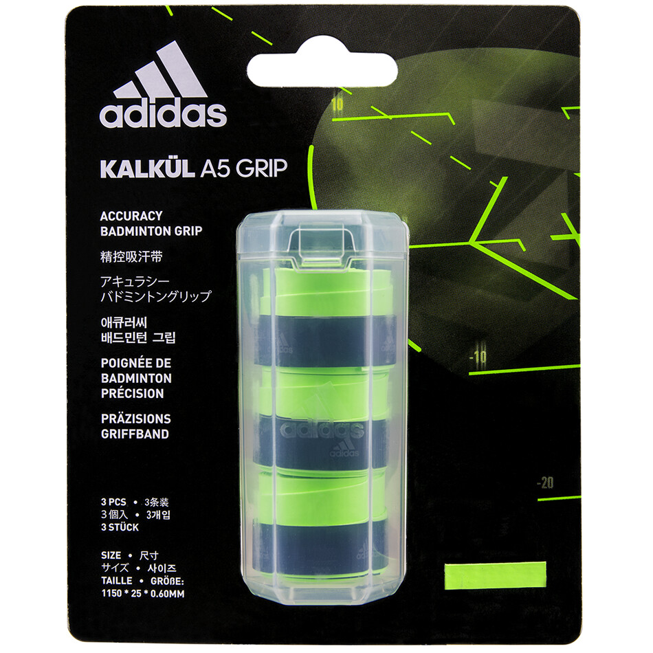 Adidas KalKul A5 Overgrips - Green