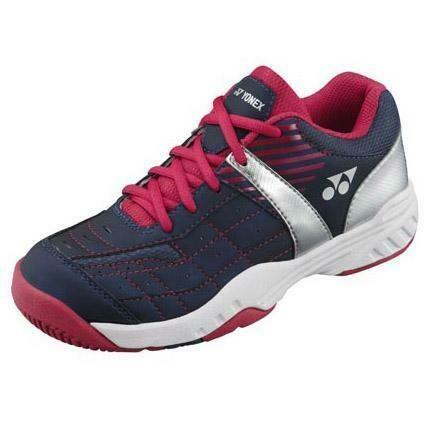Yonex SHT Pro Junior Tennis Shoes - Navy