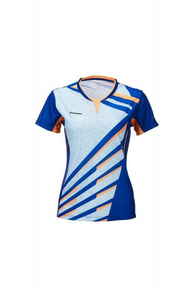 Kawasaki Ladies Tournament Shirt - Blue