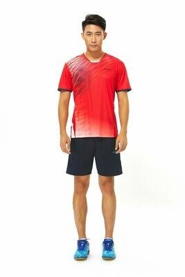 Kawasaki Men's Tournament Shirt - Red