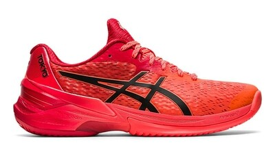 Asics Sky Elite FF Tokyo Court Shoes - Sunrise Red