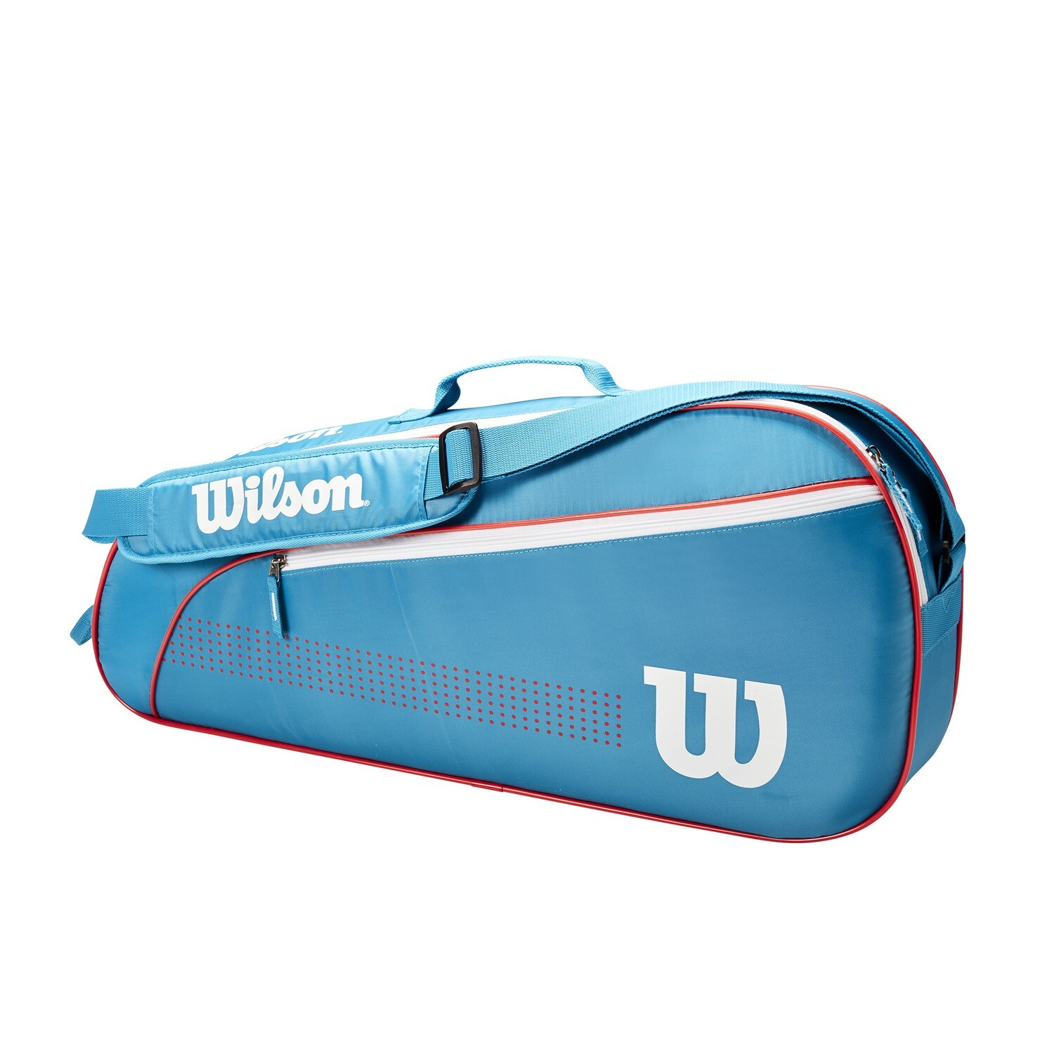 Wilson Junior 3 Pack Tennis Bag - Blue