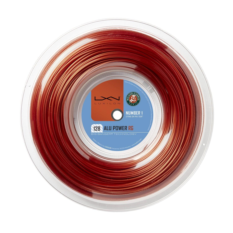 Luxilon Alu Power Roland Garros 128 - Tennis String Reel 200m
