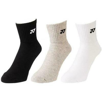 Yonex Badminton Socks 3 Pack