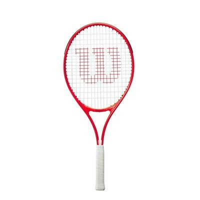 Wilson Roger Federer Junior Tennis Racket - 25 inch