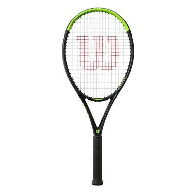 Wilson Blade Feel 105 Tennis Racket - Black
