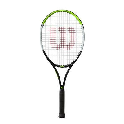 Wilson Blade Feel Junior Tennis Racket - 26 inch