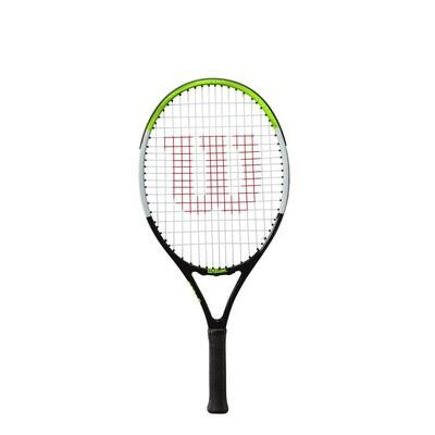 Wilson Blade Feel Junior Tennis Racket - 23 inch
