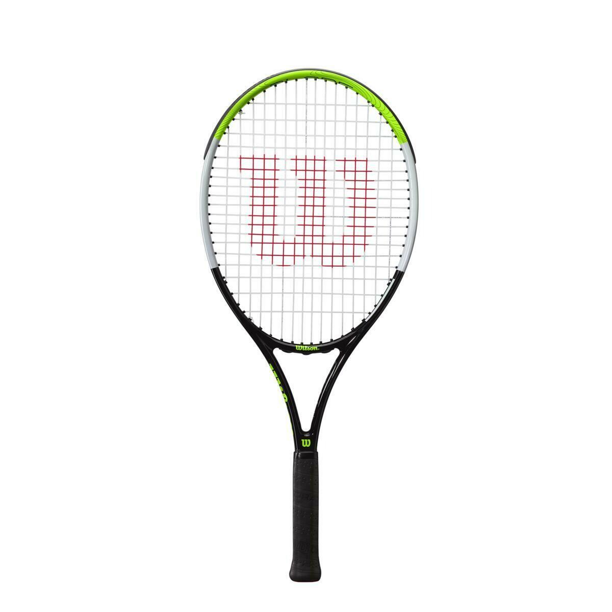 Wilson Blade Feel Junior Tennis Racket - 25 inch