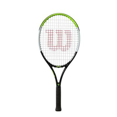 Wilson Blade Feel Junior Tennis Racket - 25 inch