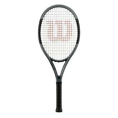 Wilson H2 Tennis Racket - Silver