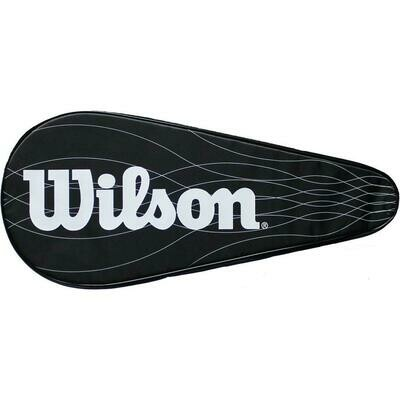 Wilson Performance Tennis Racket Cover - Black