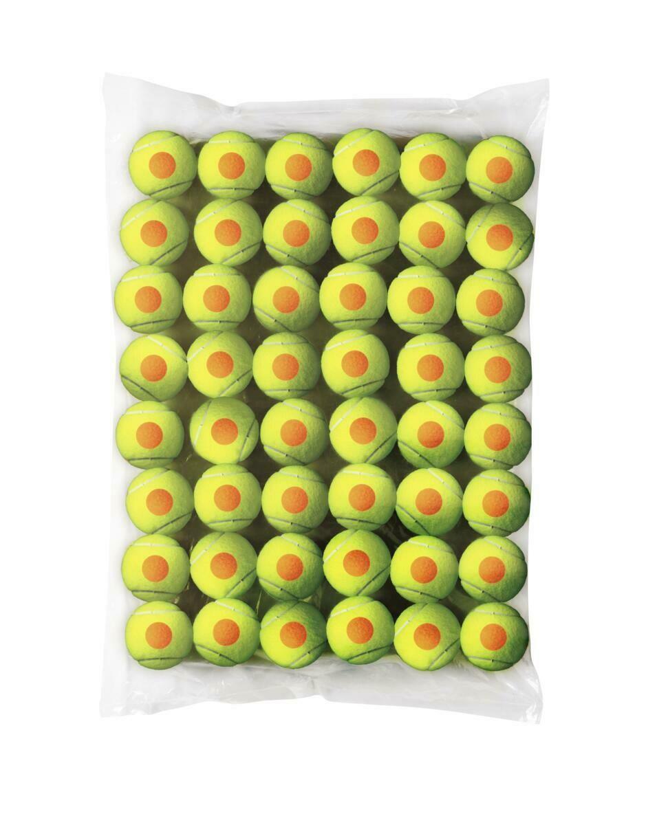 Wilson Starter Orange Tennis Balls - 48 Pack