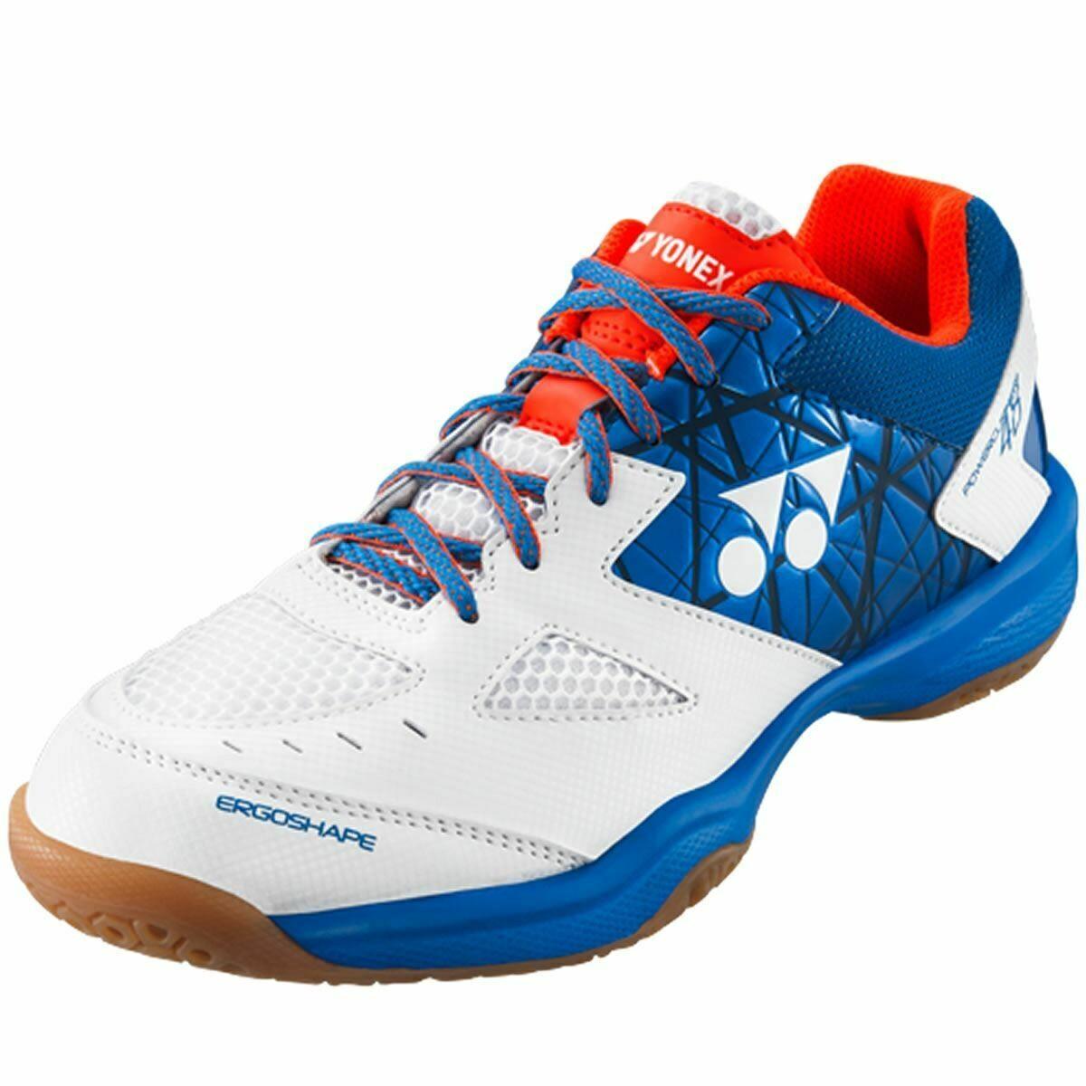 Yonex Power Cushion 48 Badminton Shoes - White