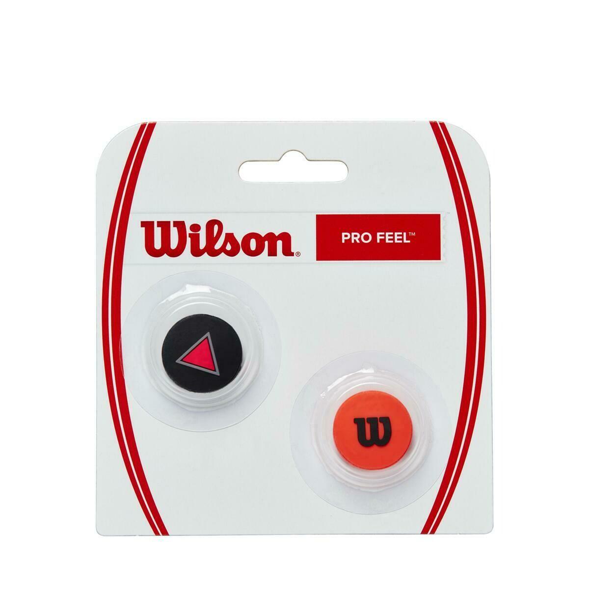 Wilson Pro Feel Clash Dampener 2 Pack