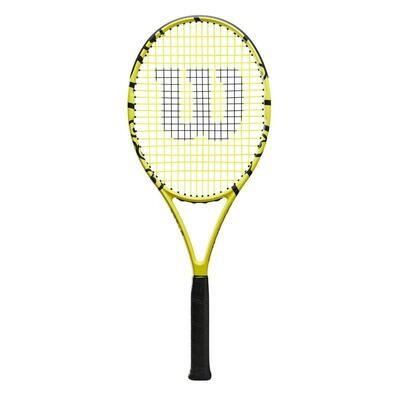 Wilson x Minions 103 Tennis Racket - Yellow
