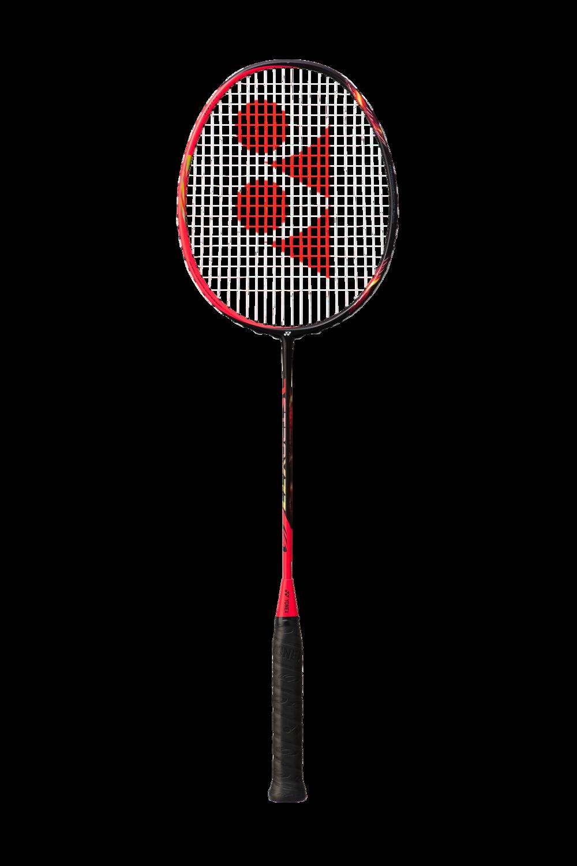 Yonex Astrox 77 Badminton Racket - Shine Red