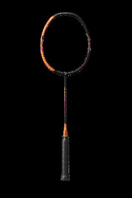 Yonex Astrox Smash Badminton Racket - Black/Clear Orange