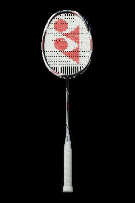 Yonex Duora Z-Strike Badminton Racket - Black/White