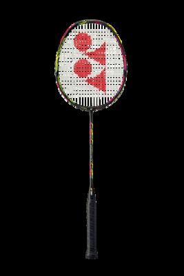 Yonex Duora 10LT Badminton Racket - Pink/Yellow