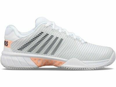 K-Swiss Hypercourt Express 2 HB Ladies Tennis Shoes - White