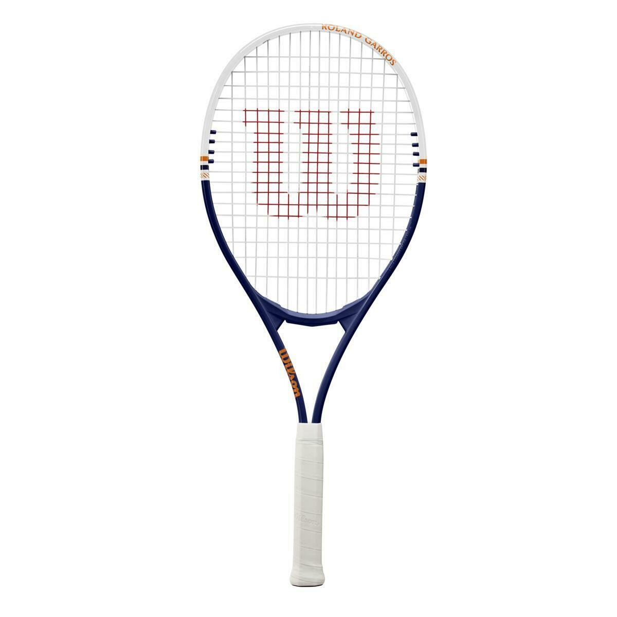 Wilson Roland Garros Elite Tennis Racket - Blue