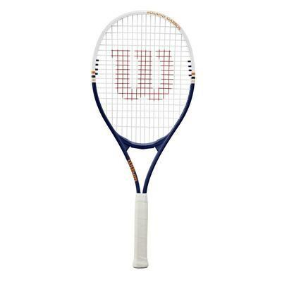 Wilson Roland Garros Elite Tennis Racket - Navy