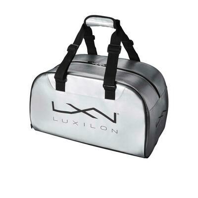 Luxilon Duffle Bag - Sliver