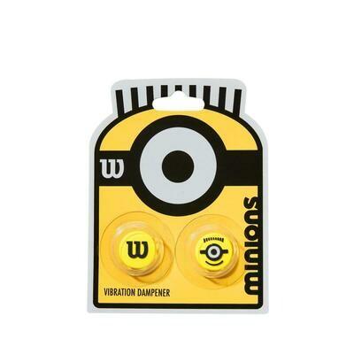 Wilson Minions Vibration Dampeners - 2 Pack