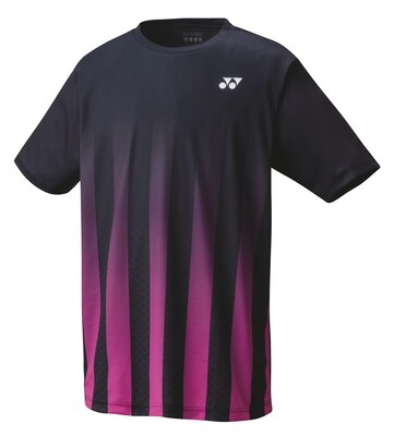 Yonex Men's Tournament Shirt - Black