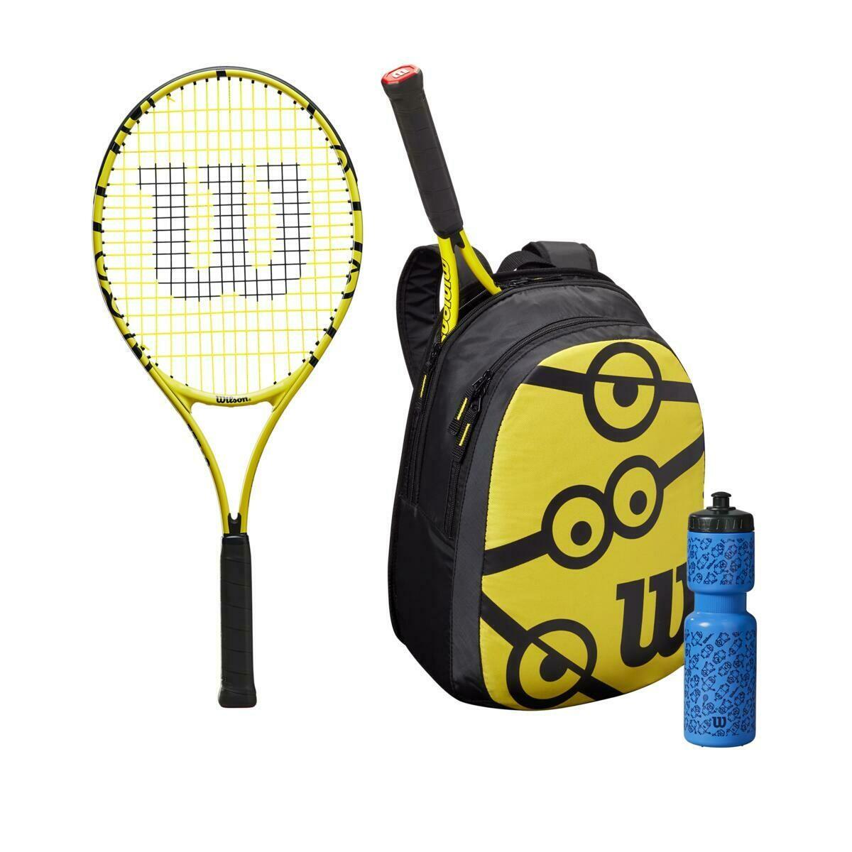 Wilson Minions Junior 25 Tennis Racket Kit Bag