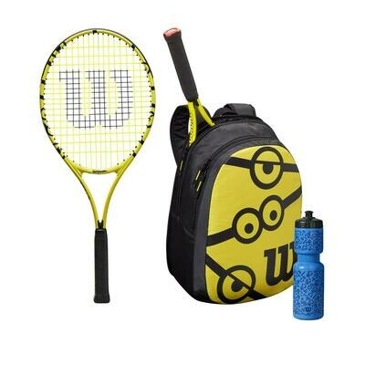 Wilson Minions Junior 25 Tennis Racket Kit Bag