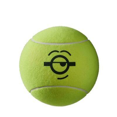 Wilson Minions Jumbo 9 Tennis Ball