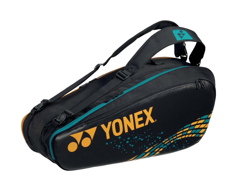 Yonex Pro Racket Bag 6 pcs - Camel Gold