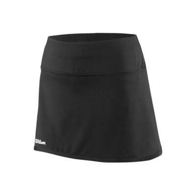 Wilson Team II 12.5 Skirt - Black