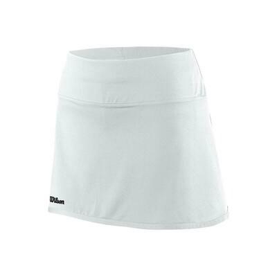 Wilson Team II 12.5 Skirt - White