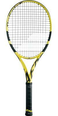 Babolat Pure Aero Tour Tennis Racket - Yellow