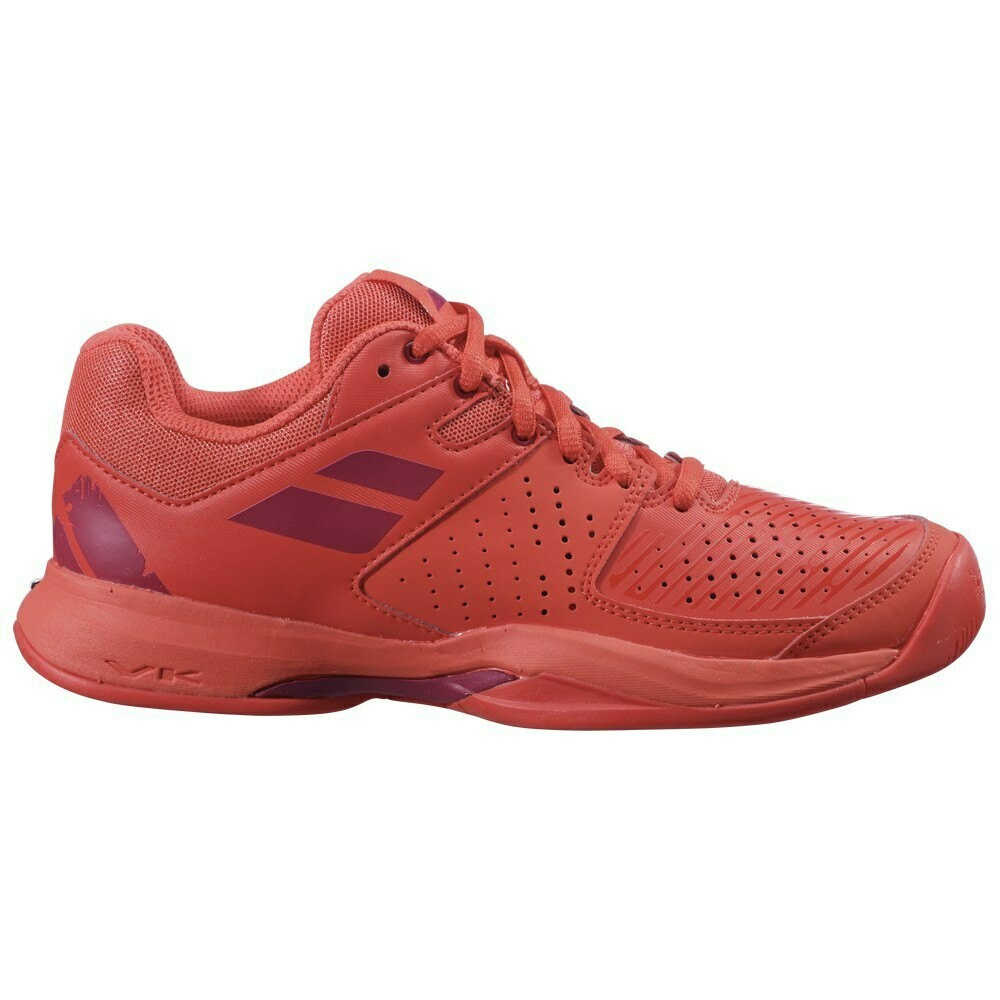 Babolat Pulsion All Court Womens Tennis Shoes - Cherry Tomato