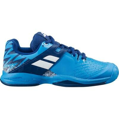 Babolat Kids Propulse All Court Junior Tennis Shoes - Drive Blue