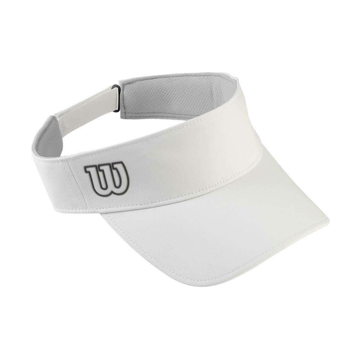 Wilson Ultralight Visor - White