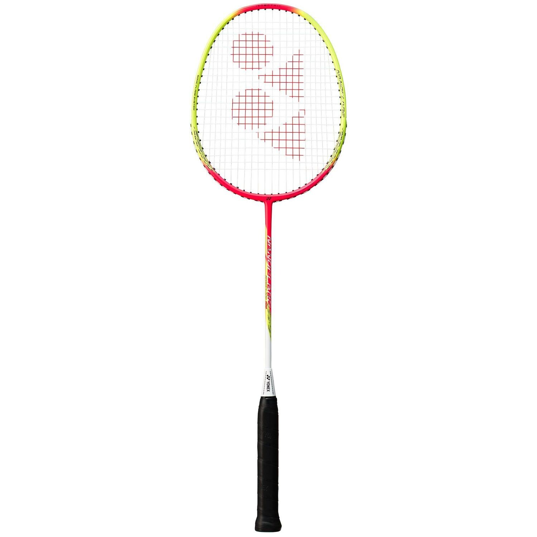 Yonex Nanoflare 100 Badminton Racket - Pink/Yellow