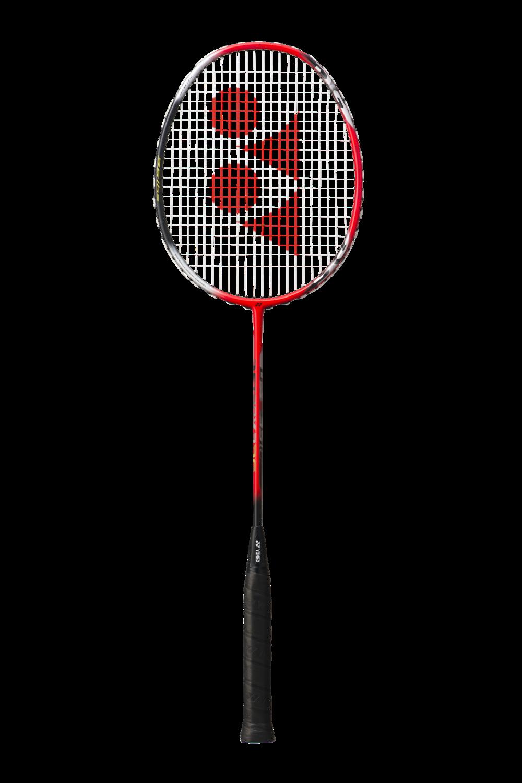Yonex Astrox 3DG Badminton Racket - Red/Black