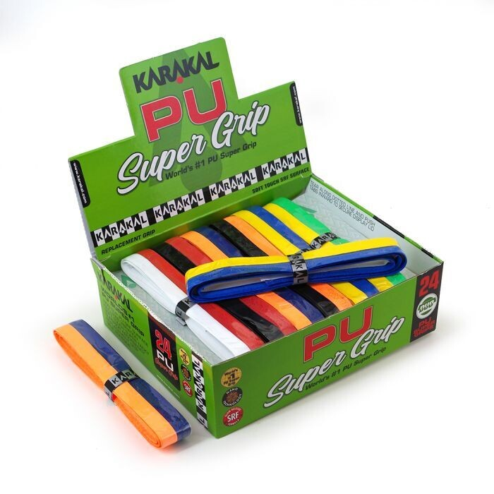 Karakal PU Super Grip Duo - Box 24