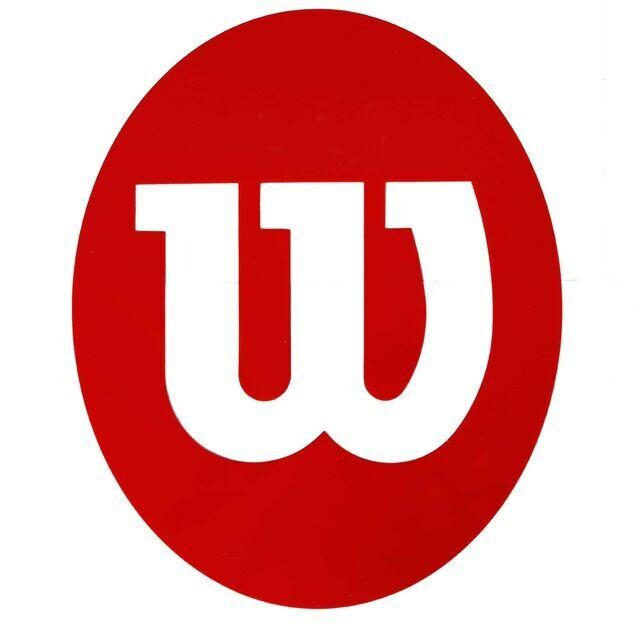 Wilson Tennis Stencil Card