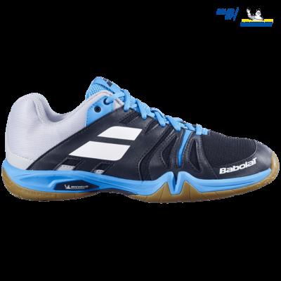 Babolat Shadow Team Men's Court Shoes - Black/Blue