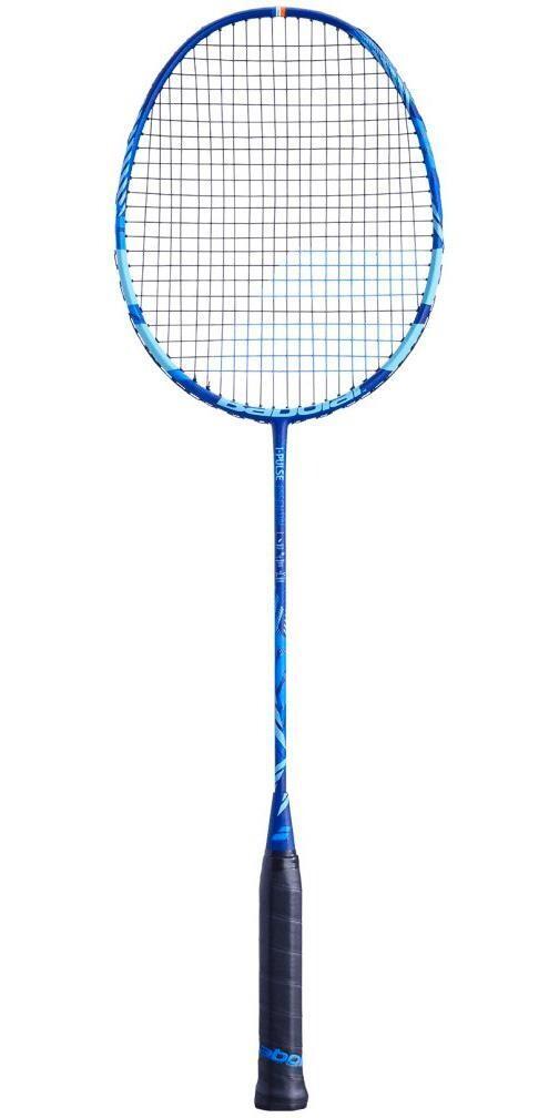 Babolat I-Pulse Essential Badminton Racket - Blue